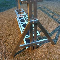 PyroQuip T5 A-Frame