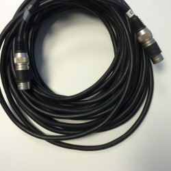 PyroQuip 5m XLR Cable